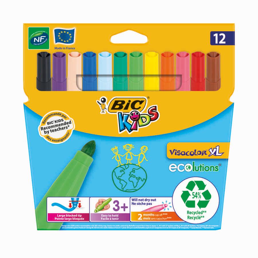 12-feutres-visacolor-coloriage-bic-wiplii