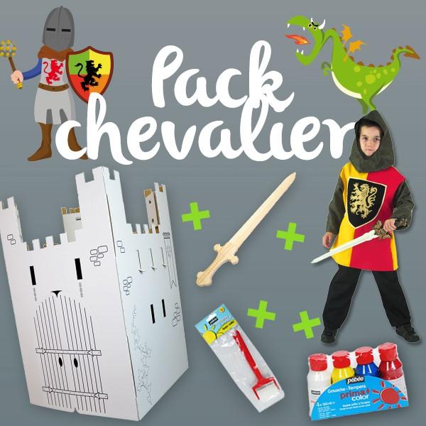 Pack Chevalier