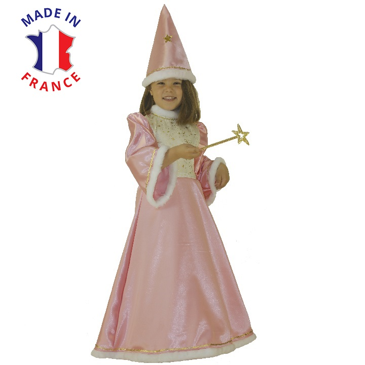 Costume Magicienne d'hiver