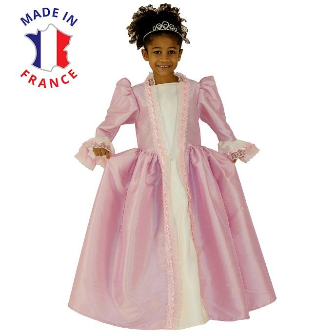 Costume Marquise Dentelle