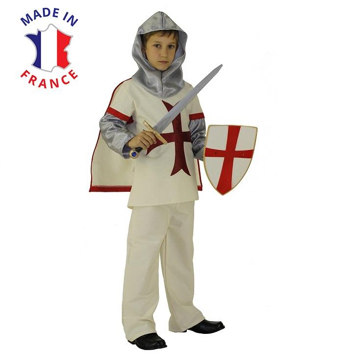 costume chevalier templier