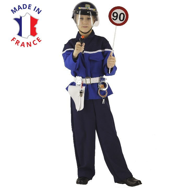 costume gendarme