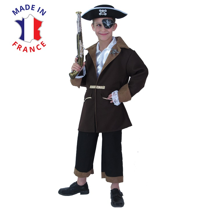 costume pirate fripon