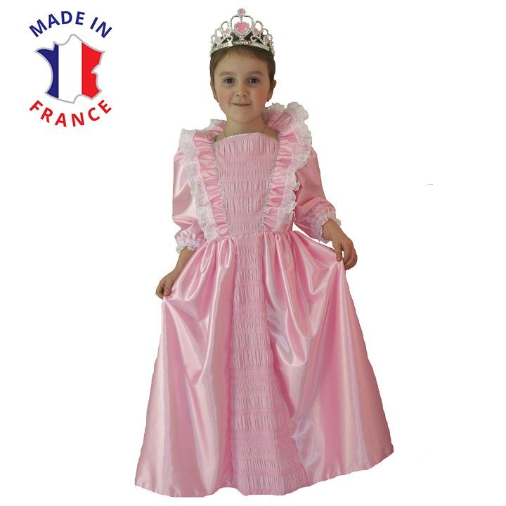 costume princesse rose