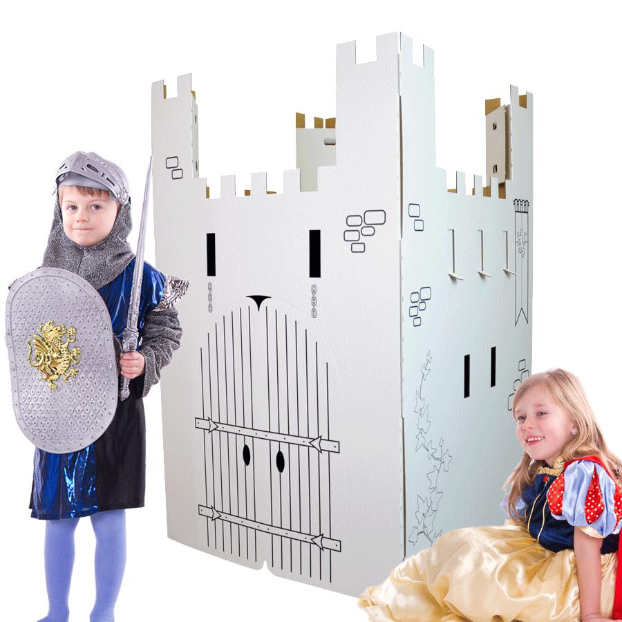 Château carton Wiplii