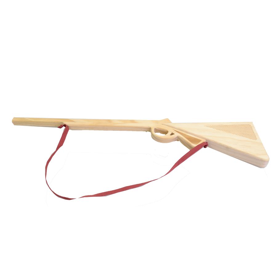 Fusil en bois