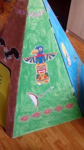 Tipi en carton (2)