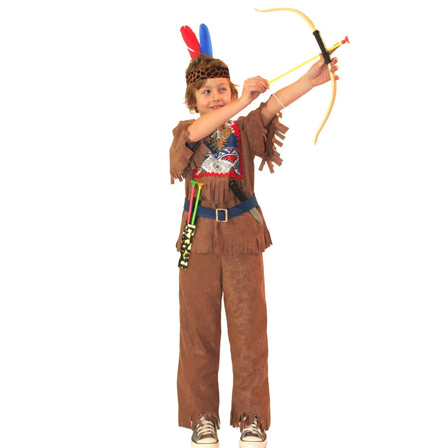 déguisement-indien-garçon