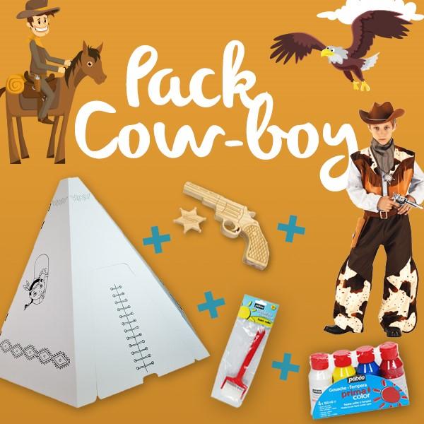 Pack cowboy Wiplii