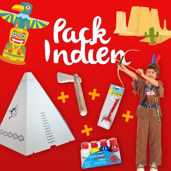 Pack Indien Wiplii
