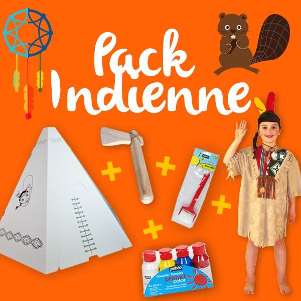 Pack Indienne Wiplii