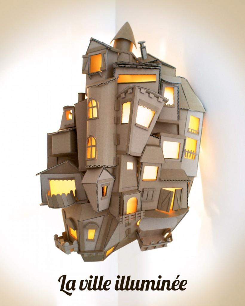 lampe-carton-illuminee