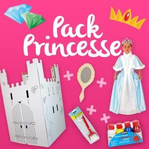 Pack Princesse