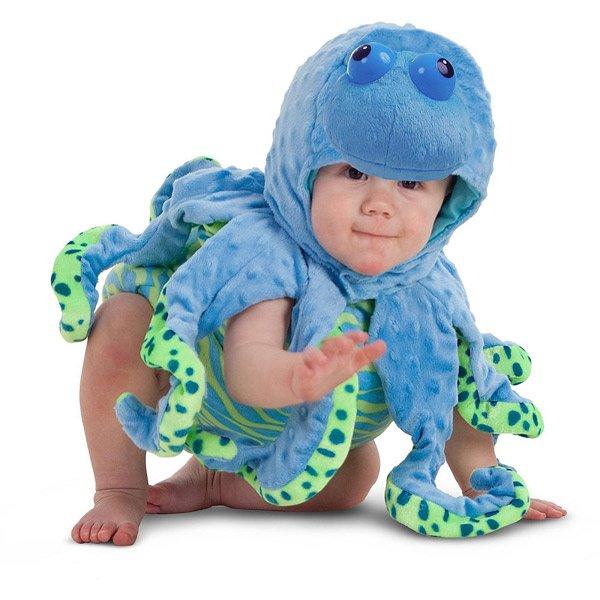 costume-bébé-pieuvre