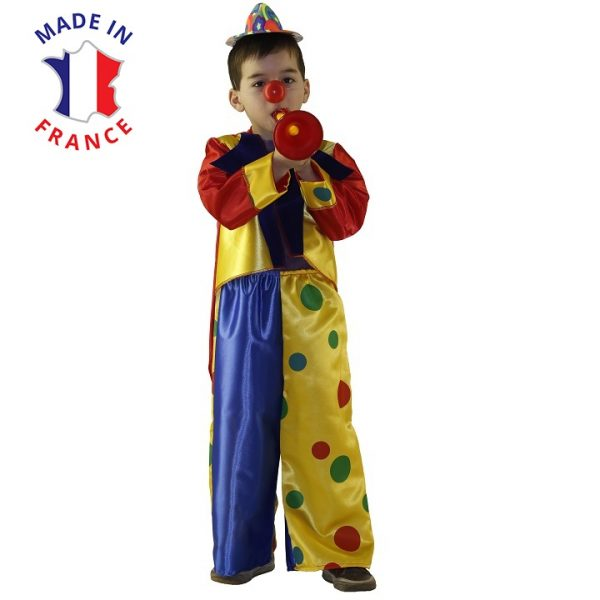 Costume Clown Musicien