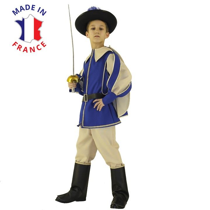 Costume Mousquetaire D'Artagnan