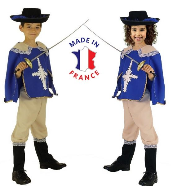 Costume Mousquetaire Portos