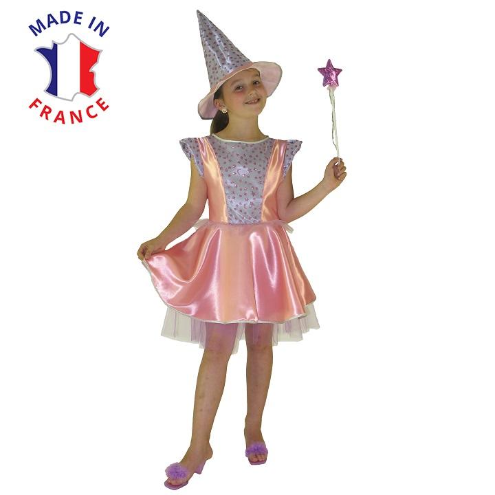 Costume magicienne ete