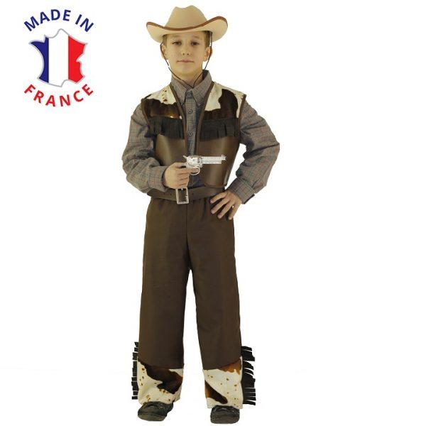 costume cowboy aventurier