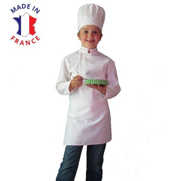 costume cuisinier