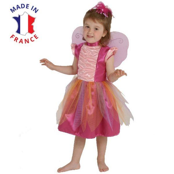 costume fee multicolore