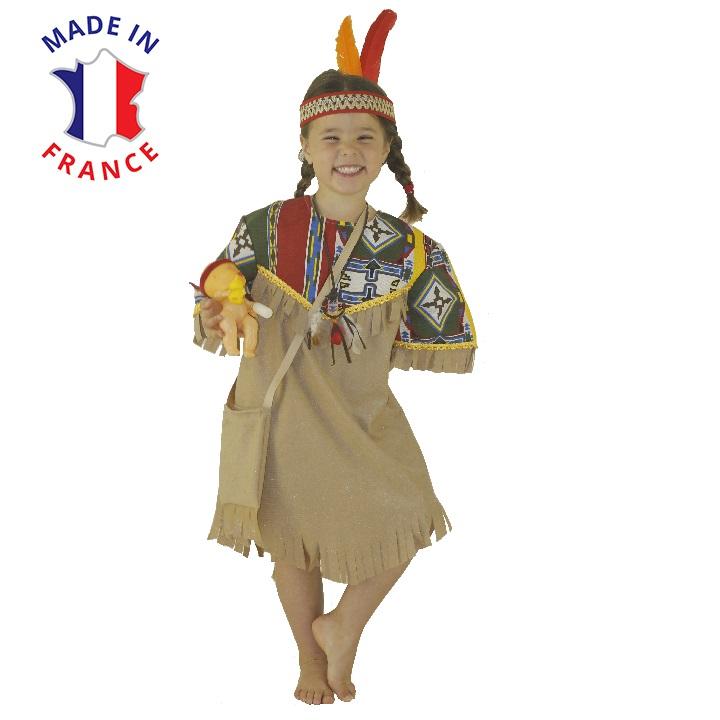 costume indienne rusee