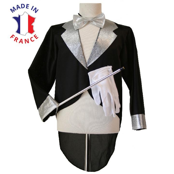 costume magicien elegant