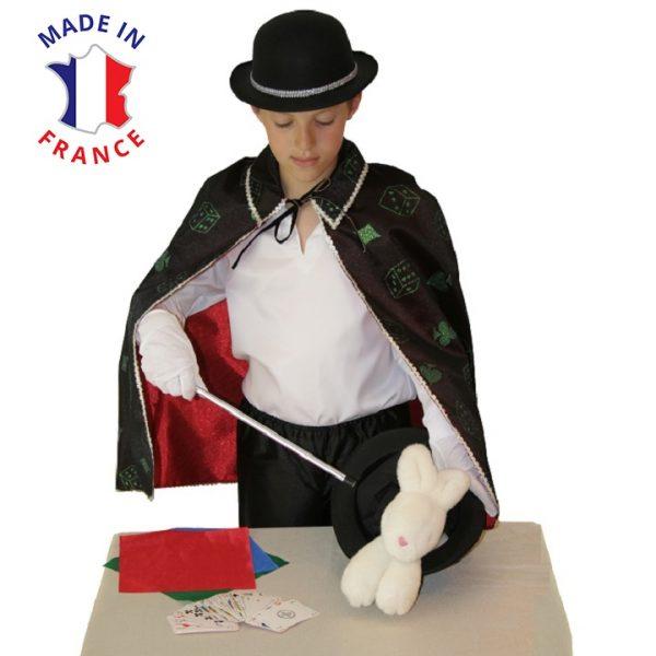 costume magicien dés