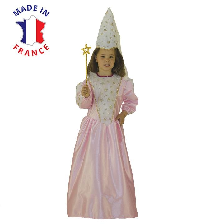 costume magicienne etoile