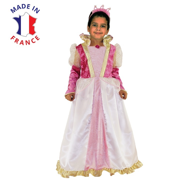 costume princesse alice - garcon