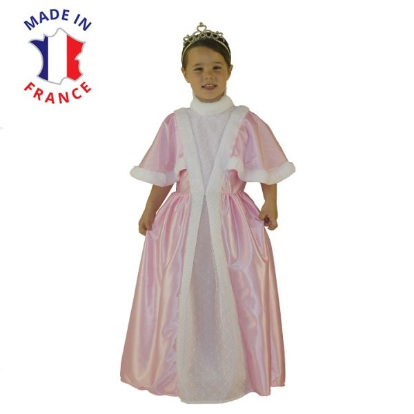 costume princesse hiver